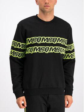 MCQ Alexander McQueen MCQ Alexander McQueen Sweatshirt 348190 RNT29 1000 Schwarz Regular Fit