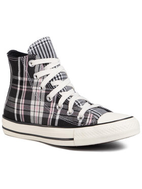 Converse Converse Sneakers aus Stoff Ctas Hi 568896C Grau