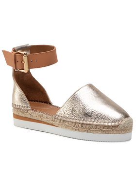 See By Chloé See By Chloé Espadrilles SB26150 Goldfarben