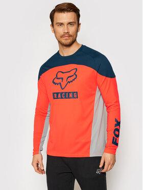 Fox Racing Fox Racing Koszulka rowerowa Defend Ls Jersey 27601 Kolorowy Regular Fit