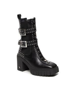 Carinii Carinii Členková obuv B7705 Čierna