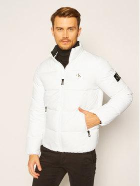Calvin Klein Jeans Calvin Klein Jeans Daunenjacke J30J315679 Weiß Regular Fit