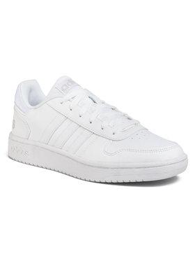 adidas adidas Παπούτσια Hoops 2.0 DB1085 Λευκό