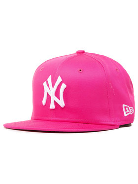 New Era New Era Kepurė su snapeliu K 950 Mlb League Ba Youth 10877281 Rožinė