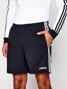 adidas adidas Спортни шорти E 3S Chelsea DQ3073 Черен Standard Fit