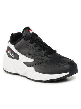 Fila Fila Sneakersy V94M L Jr 1011084.12S Czarny