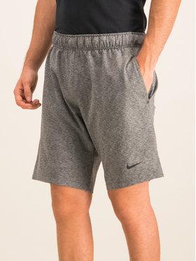 Nike Nike Szorty sportowe Dry Academy AT5693 Szary Standard Fit