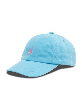Polo Ralph Lauren Polo Ralph Lauren Καπέλο Jockey Classics II 321785653015 Μπλε