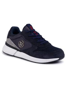 Bugatti Bugatti Sneakers 341-92701-1400 Bleu marine