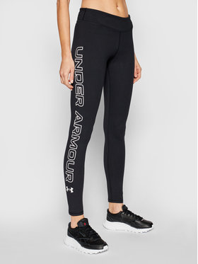 Under Armour Under Armour Colanți Favorite 1356403 Negru Slim Fit
