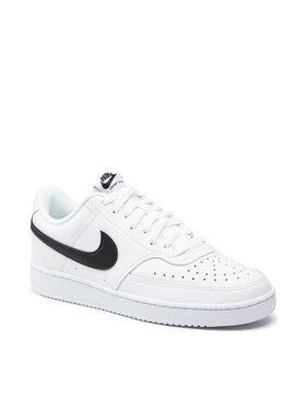 Nike Nike Обувки Court Vision Lo CD5463 101 Бял