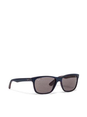 Ray-Ban Ray-Ban Okulary przeciwsłoneczne 0RB4181 65697N Granatowy