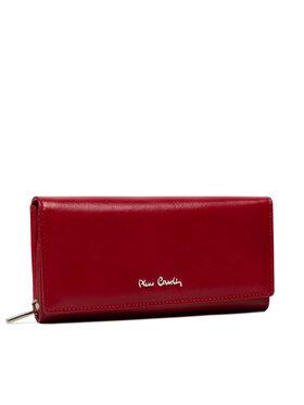 Pierre Cardin Pierre Cardin Великий жіночий гаманець 06 ITALY 106 Червоний