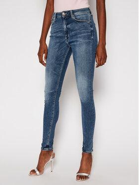 Tommy Jeans Tommy Jeans Jeansy Skinny Fit Sylvia DW0DW08630 Granatowy Skinny Fit
