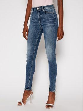 Tommy Jeans Tommy Jeans Skinny Fit džínsy Sylvia DW0DW08630 Tmavomodrá Skinny Fit