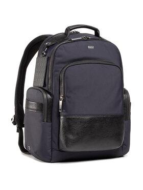 Boss Boss Раница First Class_Backpack 50437558 Тъмносин