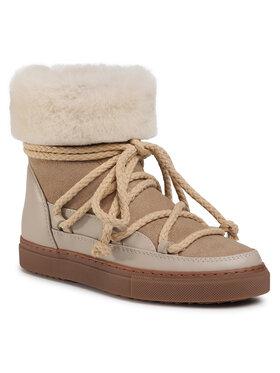 Inuikii Inuikii Boty Sneaker Classic High 70207-005 Béžová