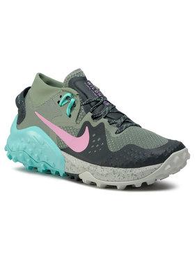 Nike Nike Buty Wildhorse 6 BV7099 300 Zielony