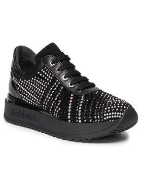 Baldinini Baldinini Sneakersy 048240PCANV000000FXX Czarny