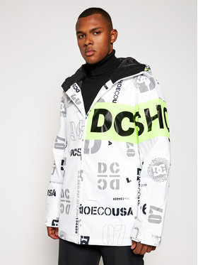 DC DC Veste de ski Propaganda ADYTJ03008 Multicolore Regular Fit