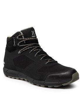 Haglöfs Haglöfs Παπούτσια πεζοπορίας L.I.M Mid Proof Eco Men 498510 Μαύρο
