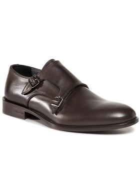 Pollini Pollini Κλειστά παπούτσια SB10263M0BUK0303 Καφέ