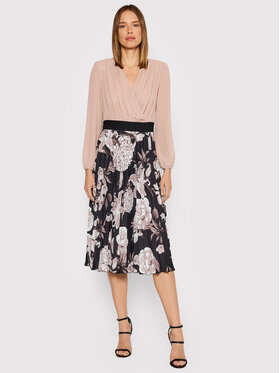 Rinascimento Rinascimento Повсякденна сукня CFC0105053003 Рожевий Regular Fit