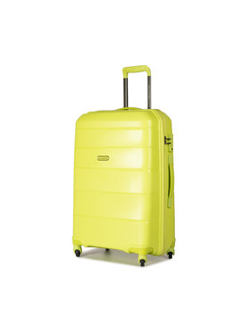 Puccini Puccini Malý tvrdý kufr Bahamas PP016B 5 Zelená