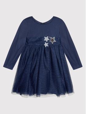 Billieblush Billieblush Elegantes Kleid U12690 Dunkelblau Regular Fit