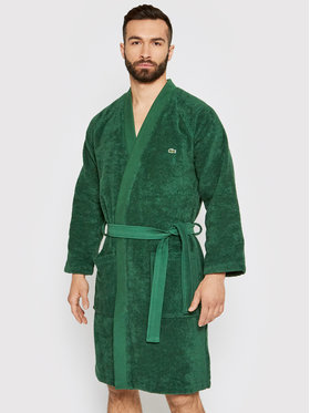 Lacoste Lacoste Accappatoio LDEFILE Verde