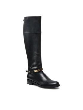 Eva Minge Eva Minge Klassische Stiefel EM-21-10-001300 Schwarz