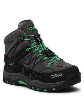 CMP CMP Bakancs Kids Rigel Mid Trekking Shoe Wp 3Q12944 Szürke