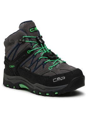 CMP CMP Trekkingi Kids Rigel Mid Trekking Shoe Wp 3Q12944 Szary