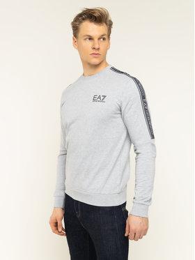 EA7 Emporio Armani EA7 Emporio Armani Sweatshirt 3HPM23 PJ05Z 3904 Grau Regular Fit