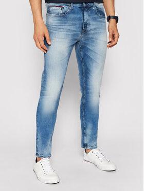 Tommy Jeans Tommy Jeans Džinsai Austin DM0DM09555 Mėlyna Slim Fit