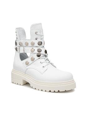 Carinii Carinii Ορειβατικά παπούτσια B7004 Λευκό