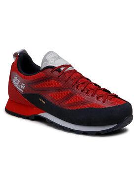 Jack Wolfskin Jack Wolfskin Παπούτσια πεζοπορίας Scrambler 2 Texapore Low M 4045461 Κόκκινο