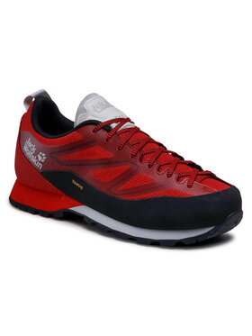 Jack Wolfskin Jack Wolfskin Turistiniai batai Scrambler 2 Texapore Low M 4045461 Raudona