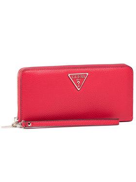 Guess Guess Nagy női pénztárca Becca (VG) Slg SWVG77 42460 Piros