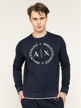 Armani Exchange Armani Exchange Sweatshirt 8NZM87 Z9N1Z 1510 Dunkelblau Regular Fit