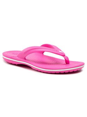 Crocs Crocs Infradito Crocband Flip Gs 205778 Rosa