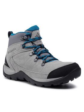 Columbia Columbia Chaussures de trekking Fire Venture S II Mid Wp BL0826 Gris