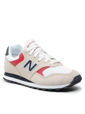 New Balance New Balance Sneakersy ML393VA1 Béžová