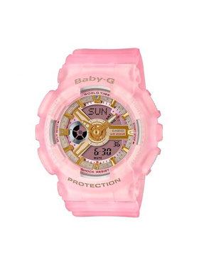 Baby-G Baby-G Montre Urban BA-110SC-4AER Rose