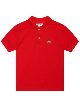 Lacoste Lacoste Polo marškinėliai PJ2909 Raudona Regular Fit