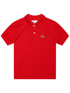 Lacoste Lacoste Polo PJ2909 Rosso Regular Fit