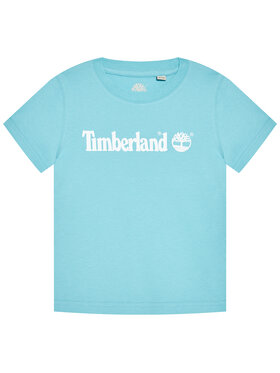 Timberland Timberland Tričko T25S28 D Modrá Regular Fit