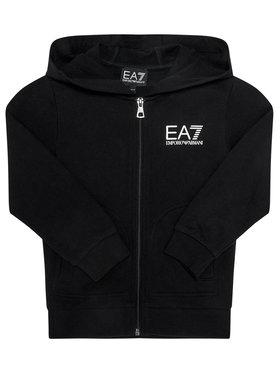 EA7 Emporio Armani EA7 Emporio Armani Bluza 6HBM51 BJ05Z 1200 Czarny Regular Fit