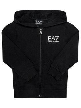 EA7 Emporio Armani EA7 Emporio Armani Sweatshirt 6HBM51 BJ05Z 1200 Schwarz Regular Fit