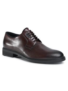 Boss Boss Chaussures basses Firstclass 50447421 10225924 01 Marron